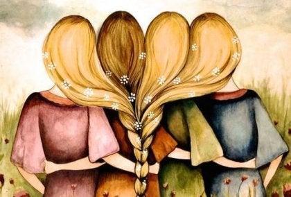 mujeres-unidas-por-el-cabello