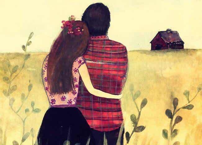 Te quiero porque, siendo libre, te elijo a ti