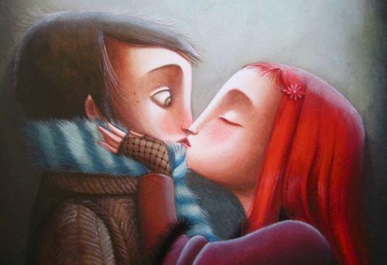 Un amor que se mendiga no es amor