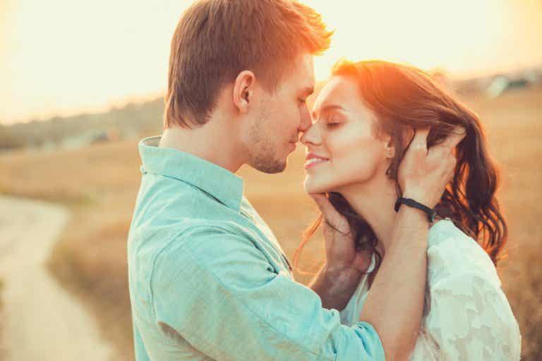 Hacer el amor también es reír juntos