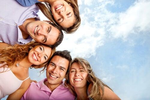 ¿Dónde tienen ventaja los extrovertidos?