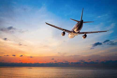 Aerofobia, la aversión a viajar en avión