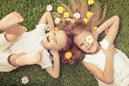 4 maneras de entender cómo crecen los niños