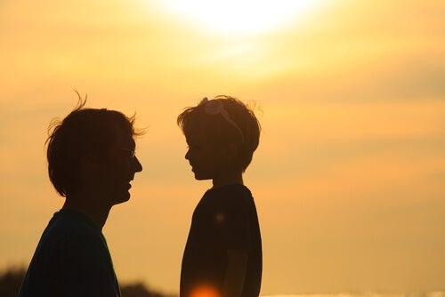 Disciplina y amor: la educación de un niño