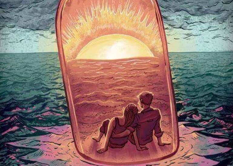 La pareja en crecimiento: tú y yo nos haremos juntos