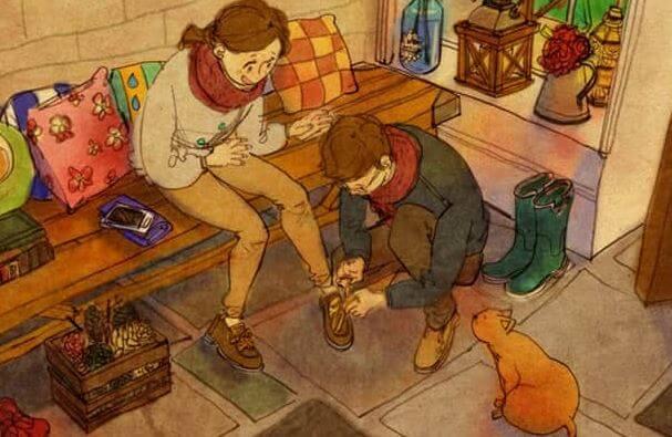 Tratar con cariño es tocar con respeto el alma del otro