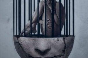 carcel mental de las rutinas que asfixian
