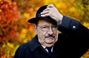 Umberto Eco en color