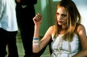 Angelina Jolie en Inocencia Interrumpida