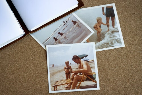 Fotos de recuerdos de la infancia