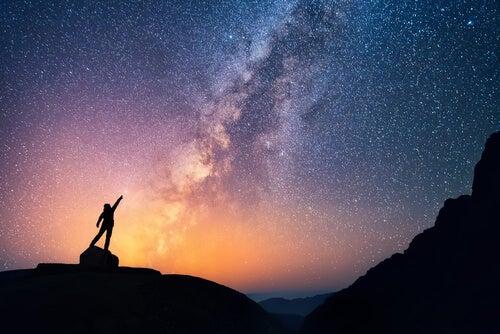 Las estrellas y el cielo marcarán mi camino