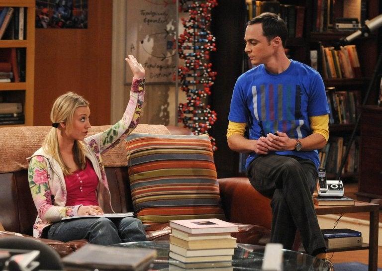 Personas que responden como Sheldon