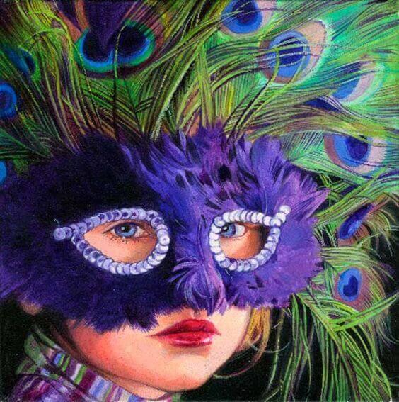 Toda máscara tiene un agujero por donde la verdad escapa