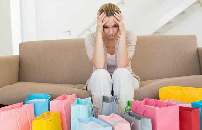 El perfil psicológico de un comprador compulsivo
