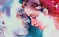 Hay palabras que solo llegan al oído, otras nos besan el alma