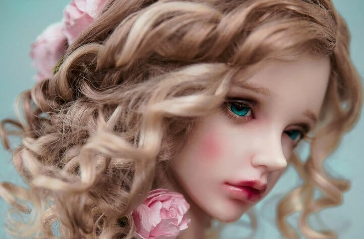 Las muñecas tristes