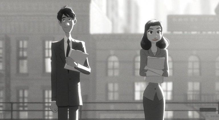 """""""Paperman"""", un corto donde descubrirás la magia del destino"""