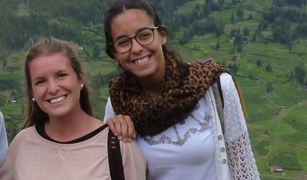 """Ayer me mataron"", carta en memoria de las viajeras argentinas asesinadas en Ecuador"