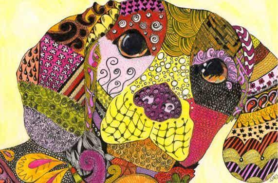 Zentangle, el dibujo que nos ayuda a meditar
