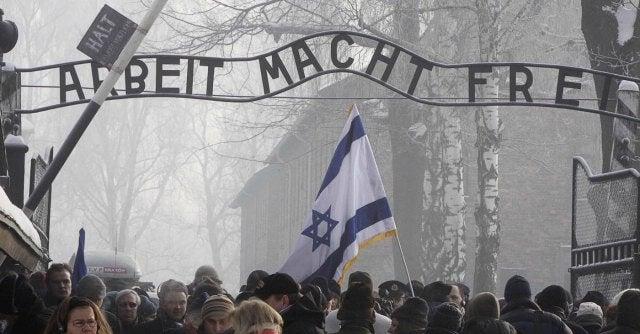 primo levi Auschwitz