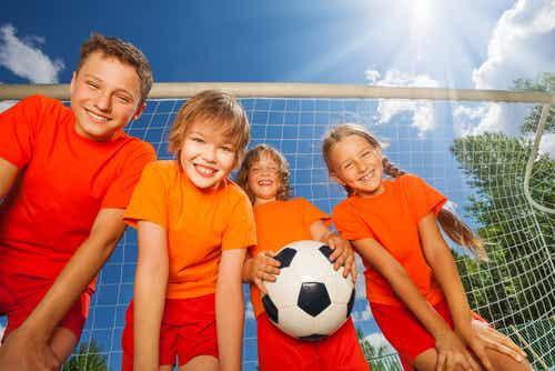 Creando campeones de verdad (psicología del deporte)