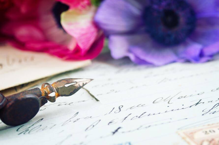 Carta de una mujer madura
