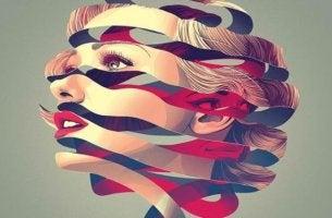 ilustracion mujer cansada de recibir negativas