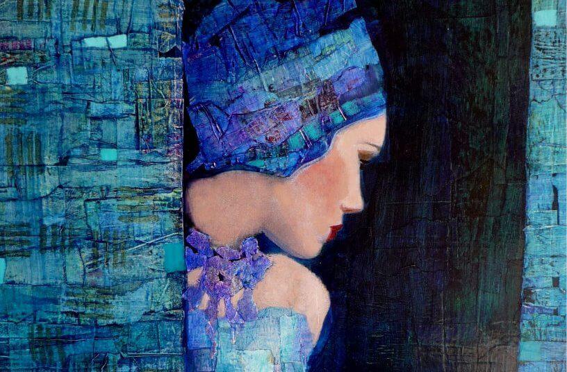El corazón de las buenas personas está hecho de lágrimas escondidas