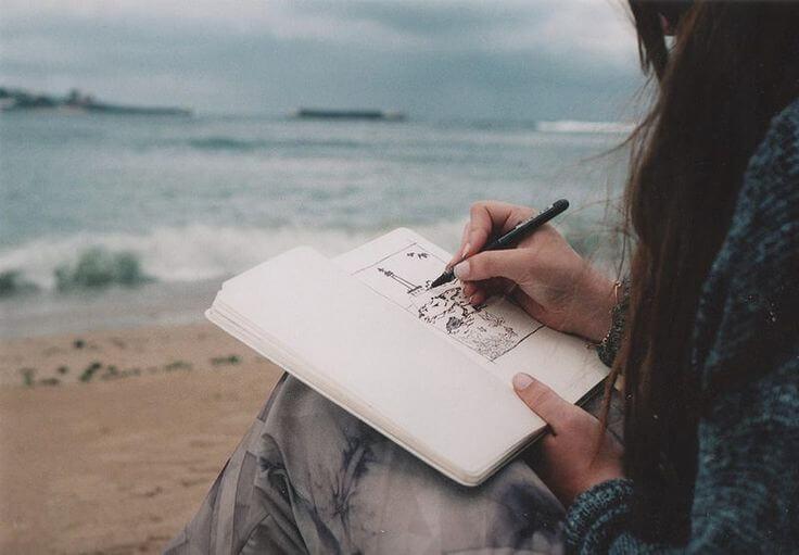 La creatividad es la voz libre que nace del corazón