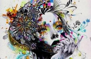 ilustración mujer pensando en el momento en que fracasas