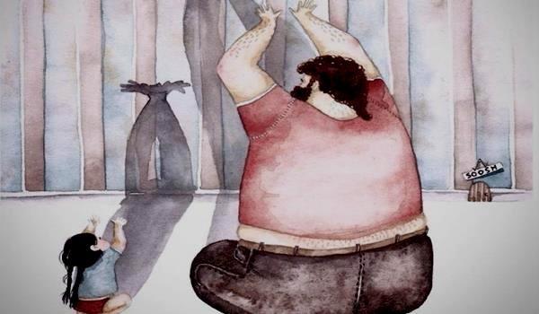 niña-jugando-con-su-padre-al-método-Montessori