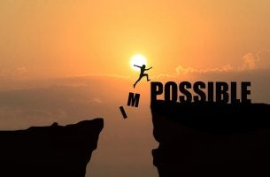 Hacer posible lo imposible levantar el ánimo