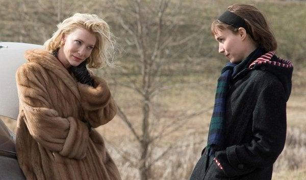 """""""Carol"""": los prejuicios no acaban con el amor"""