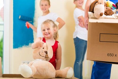 ¿Qué responsabilidades pueden asumir los niños en función de su edad?