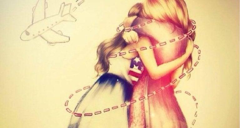 Los verdaderos amigos se cuentan con los dedos de una mano