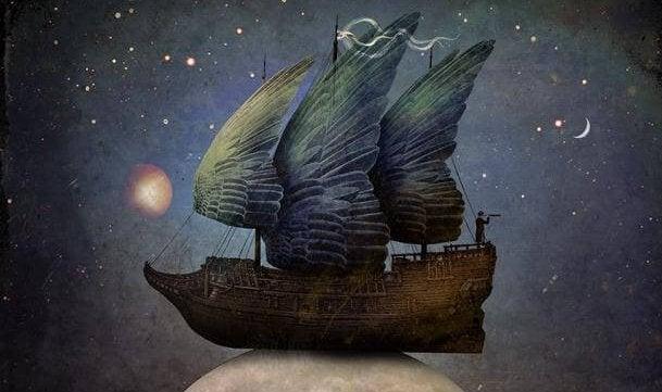 Aunque el viento cambie, mi velero me lleva a ti