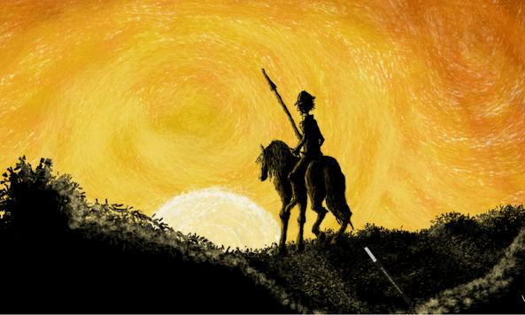 El Quijote que todos llevamos dentro