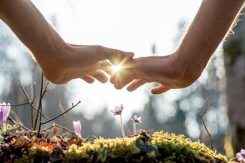 Relación sana con la naturaleza