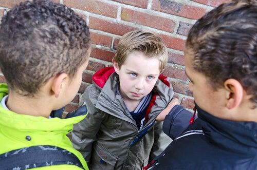 Bullying: cuando tu hijo es el agresor