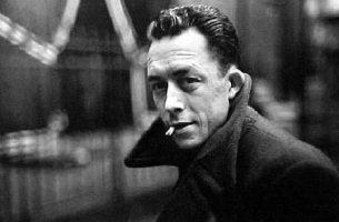 imagen simbolizando las frases de Albert Camus