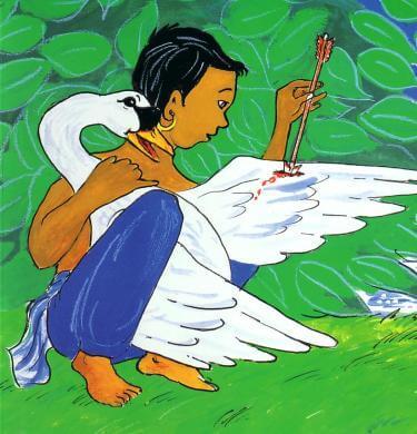 Cisne y siddharta