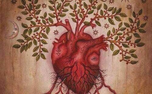 Resultado de imagen para esperanza corazon de hojas