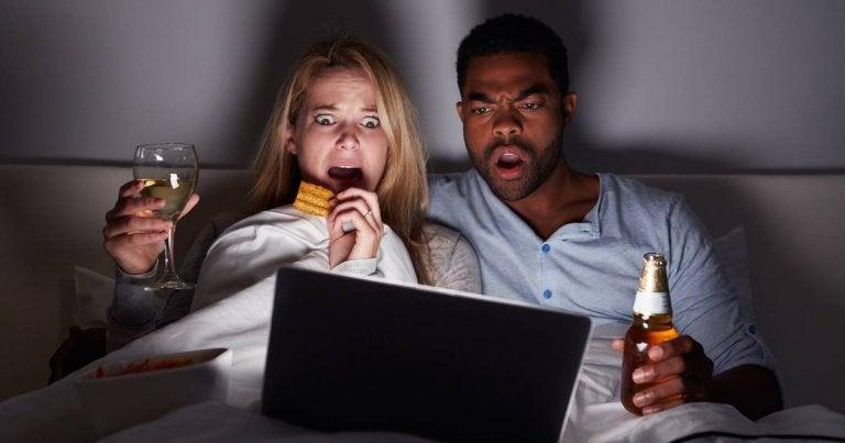 ¿Por qué a algunas personas les gustan las películas de miedo?