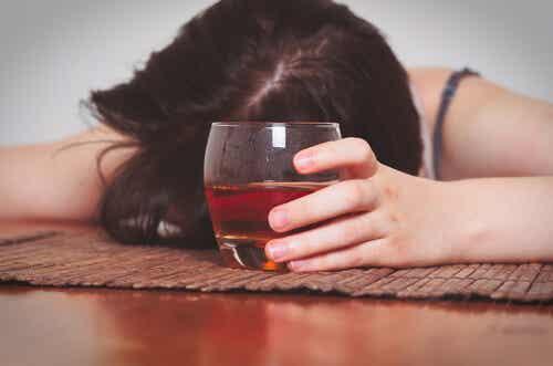 Las secuelas del abuso del alcohol