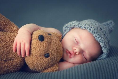 Dulces sueños, pequeño