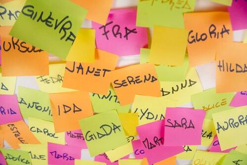 ¿Puede un nombre hacerte vivir más tiempo?