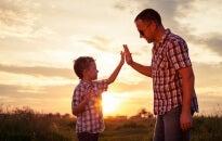 La mejor forma de ganarse el respeto de un niño es respetarle