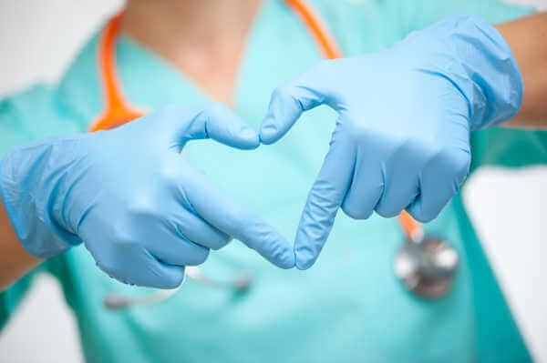 corazón-enfermera