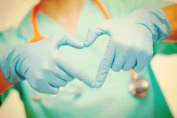Las enfermeras y los enfermeros son el corazón del cuidado de la salud
