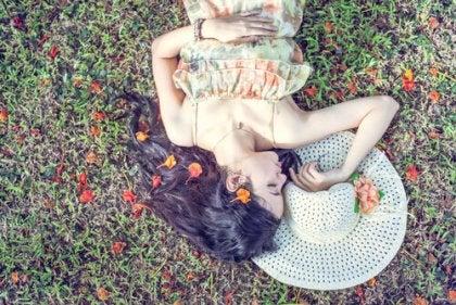 La naturaleza me devuelve la alegría que el mundo me arrebata